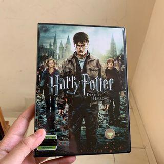 DVD Harry Potter and the Deathly Hallows Part 2 (Original)