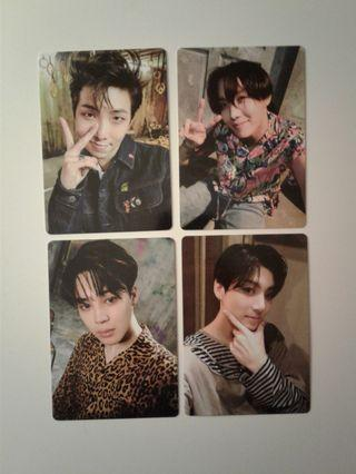 OFFICIAL ARMY BOMB PHOTOCARDS