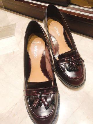 Clark's ladies shoes size 40
