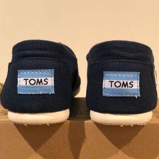 TOMS Classics Canvas Shoes Size 5.5