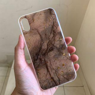 Granite/Marble Case iPhone XR