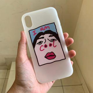 I am Cool Case - iPhone XR