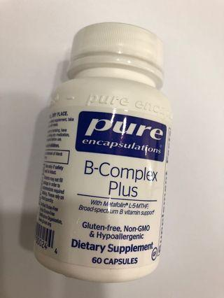 Pure encapsulation B complex