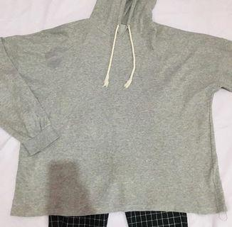Hoodie Abu / Grey