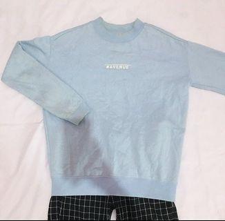 Sweater / Sweatshirt Biru / Blue
