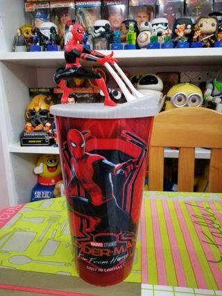 SPIDER-MAN Far From Home Tumbler, Cup not Mug