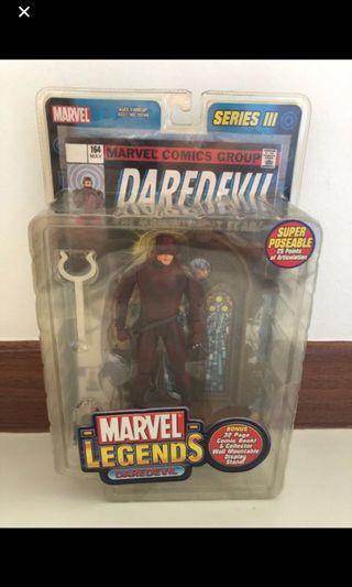Toybiz Marvel Legend ML Daredevil Vintage