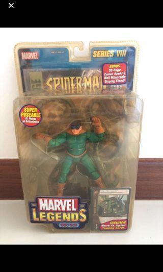 Toybiz Marvel Legend Doc Ock Vintage
