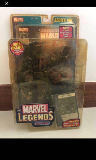 Toybiz Marvel Legend ML Man-Thing Vintage
