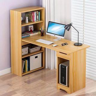 Study Table / computer table with shelf