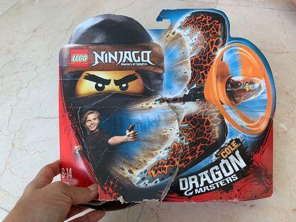 LEGO Ninjago Cole Dragon Masters