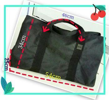 Hugo Boss Canvas Duffel Bag ( FREE Mailing!😊)