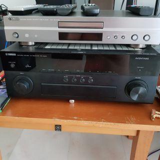 🚚 Yamaha RX-A830  aventage amplifier