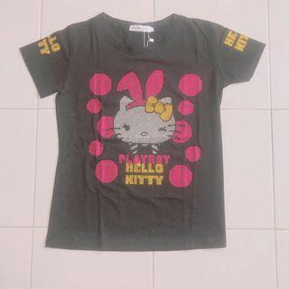 Hello kitty Bling Top