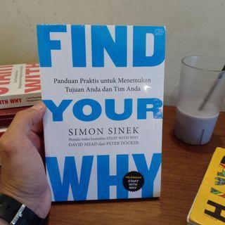 Find Your Why karya Simon Sinek
