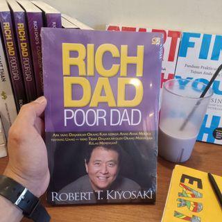 Rich Dad Poor Dad karya Robert Kiyosaki
