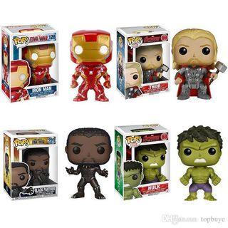 復仇者聯盟 Marvel Avengers Funko Pop 專門店 歡迎查詢