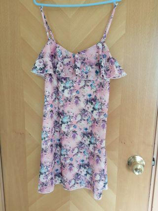 Dress, tops