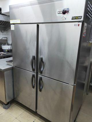 4 Door Refrigerator (Chiller)