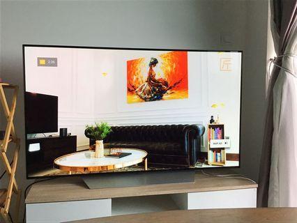 """🚚 LG OLED TV4K 55C7 (55""""/139cm) - Still under warranty"""
