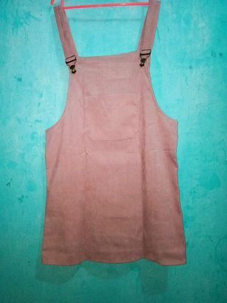 Overall Rok Mini Pink