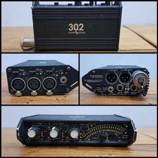 <PRICE DROP> Sound Devices 302 - 3 Channel Field Mixer