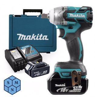 Makita DTW285RTE DC Impact Wrench 18V