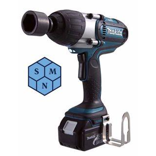 Makita DTW190RTE DC Impact Wrench 18V