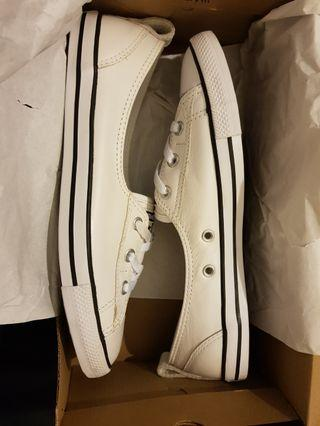 Converse Womens Leather Ballet