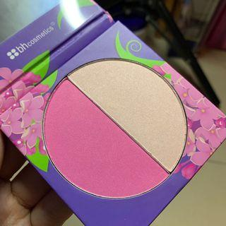 Lilac Floral Blush Duo