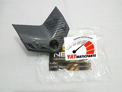 Duck tail Carbon for Aerox INSTOCK!