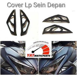Aerox Cover light carbon