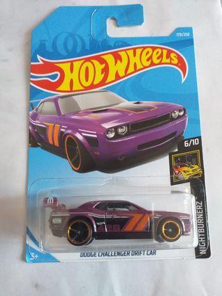 Dodge Challenger Drift Hot Wheels Hotwheels