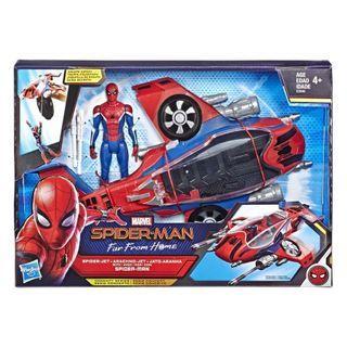 🚚 Spider-Man Arachno Jet -Bnib