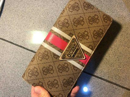 Guess wallet authentic 100%