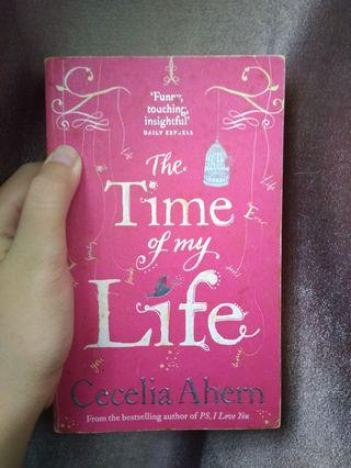 English Novel The Time of My Life by Cecelia Ahern