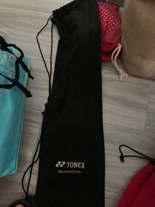 Yonex YY 拍袋 羽毛球 黑色