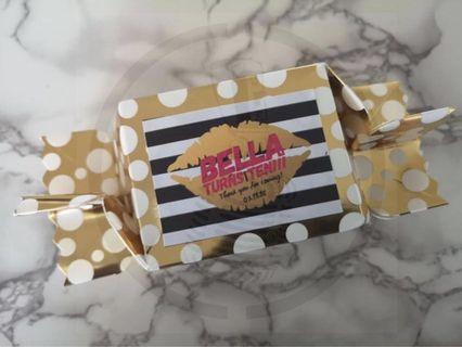 Goodie package/Door gift