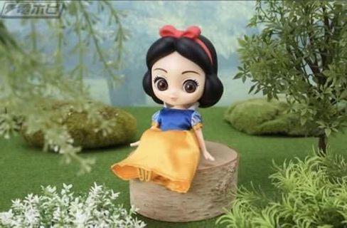 [出售/交換] cui cui cuicui 白雪公主 Snow White 模型 公仔 擺設
