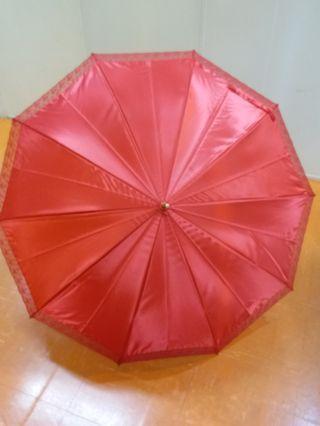 出門紅傘 婚後物資