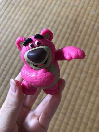 正版迪士尼 扭蛋 熊抱哥🐻