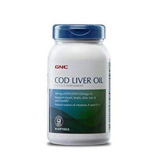🚚 Gnc Cod Liver Oil