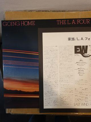 Going home direct cut Lp