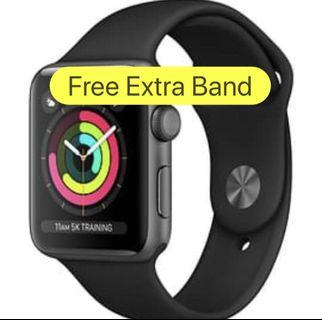 FREEBIES Apple Watch 3 Series 38mm & 42mm (GPS)