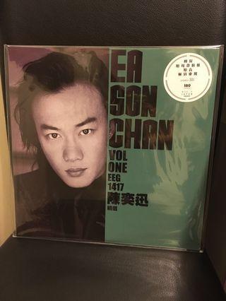陳奕迅 Eason Chan vol one EEG1417 精選 限量版黑膠唱片