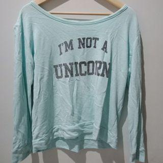 [PL] Colorbox I'm Not a Unicorn Sweatshirt