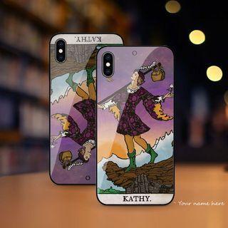 塔羅牌 手機殼 tarot phone case iphone xr xs 678 s9 s10 佛牌