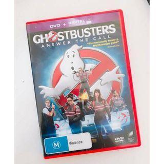 Ghostbusters DVD & Digital Code (like brand new) 2016