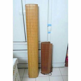 限自取 三張雙人尺寸竹蓆如圖1.2