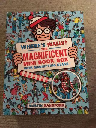 Where's Wally Mini Books